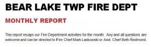 BLT Fire Dept